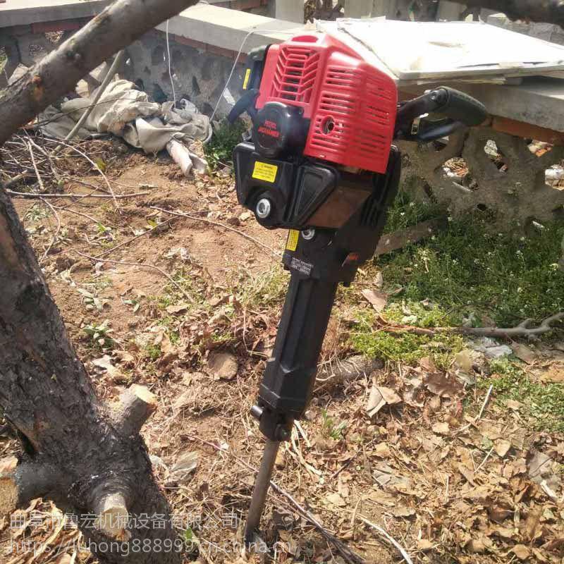 手提轻便挖树机厂家 铲头式带土球成活率高移苗机