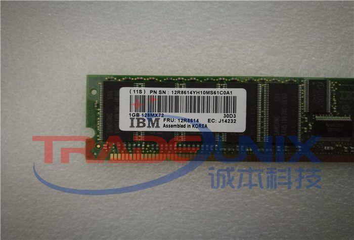 IBM服务器配件内存 12R8614 P510 P520 P550 1G 4445价格