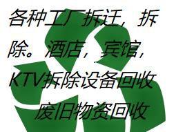 巢湖市食品厂拆除回收(市场竞争)资讯