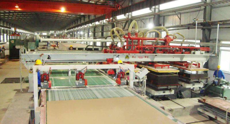 硅酸钙板生产设备展示2