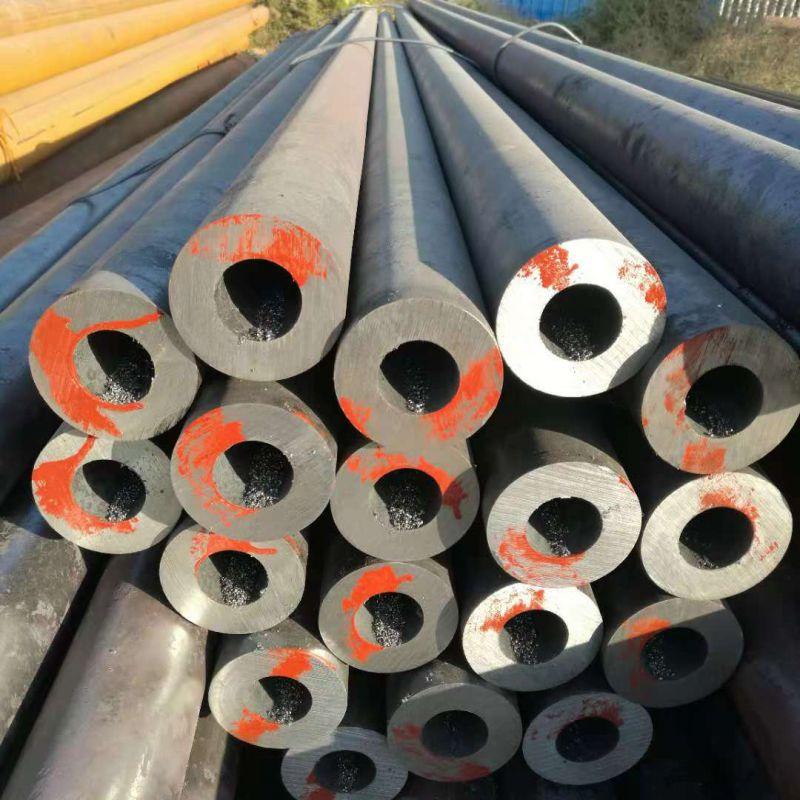 厚壁无缝钢管机械厚壁钢管/20#机械加工无缝管现货直