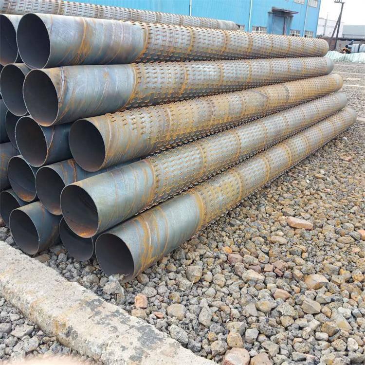 公告:井管钢管273、实壁管 抗旱钢管井管-厂家
