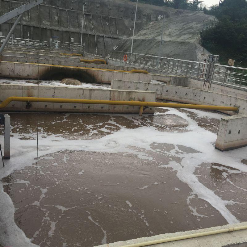 重庆市江区滨江新城污水处理站工程