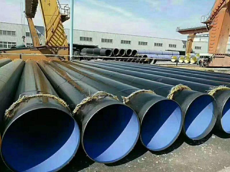 3PE防腐钢管生产线