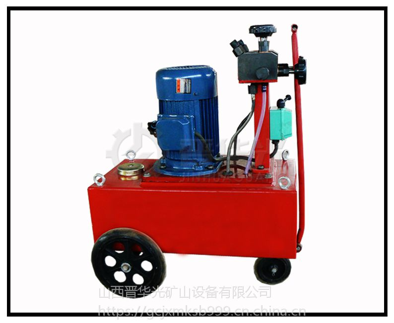 沈阳顶推式千斤顶用途 高压电动油泵 品质保障