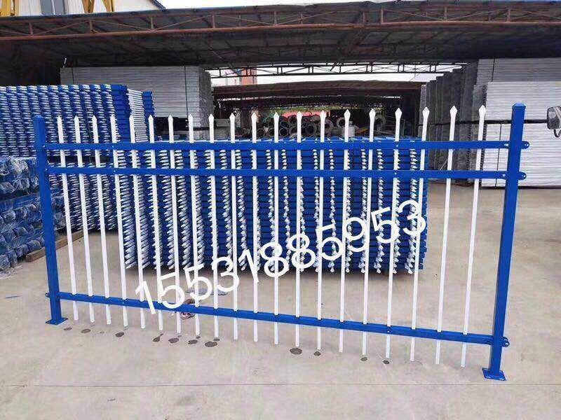 高禄锌钢围栏/小区围栏/工厂围栏现货销售/铁艺围栏厂家
