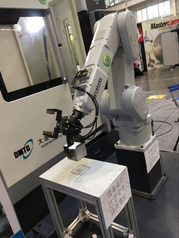 机床自动上下料机器人