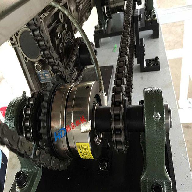 韩东气动离合器BTC-20应用于自动化生产线