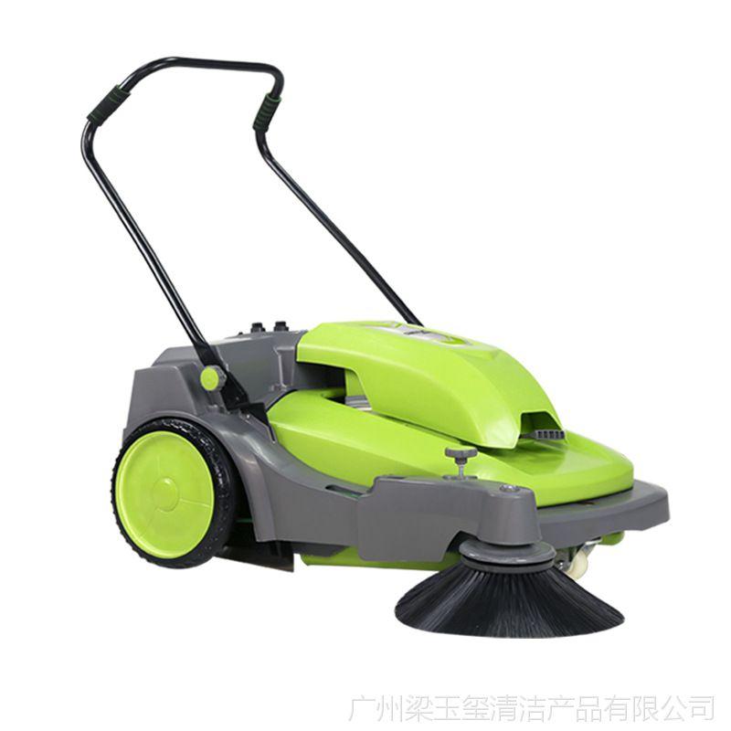 广州手推电动扫地机超市商用地面扫地机工业工厂物业电瓶式扫地机