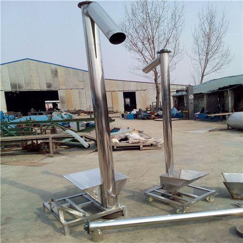 供应螺旋提升机规格品牌好 现货螺旋提升机厂自贡