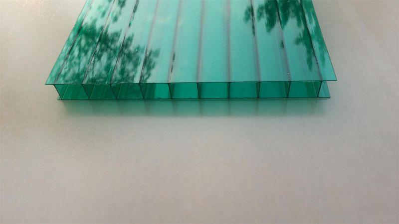 于洪区湖蓝阳光板规格