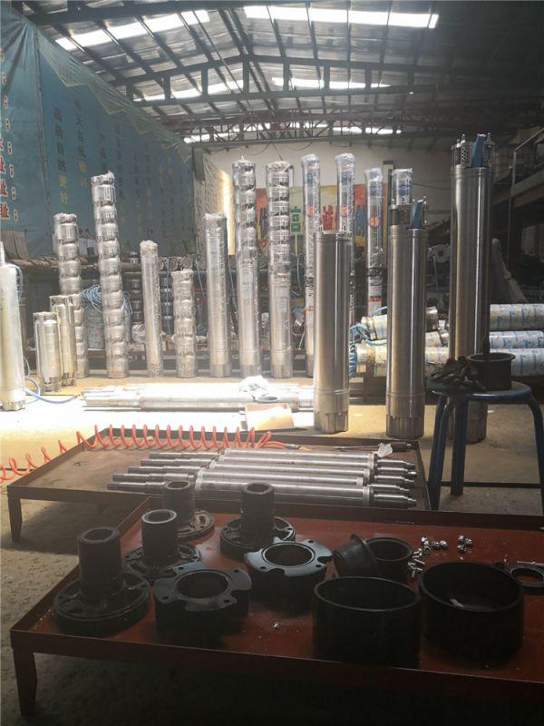 耐腐蚀潜水泵_不锈钢316L潜水泵_热水耐腐蚀双相钢2205深井泵