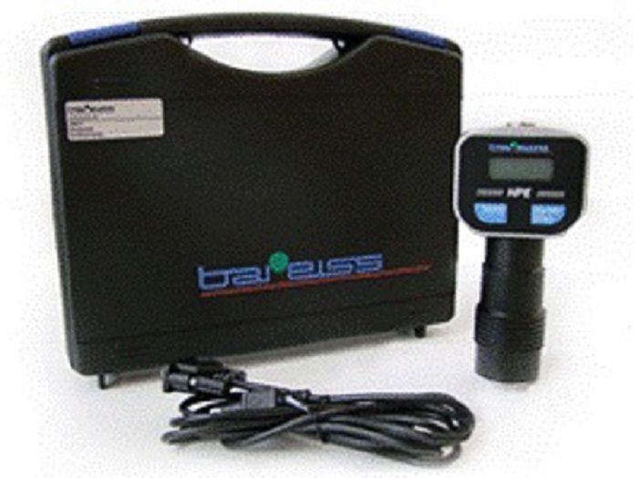 博锐HPE II 便携式硬度计-条形塑料样品测量视频