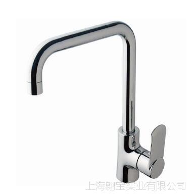 埃美柯XG172 厨房龙头 铜 水槽菜盆冷热龙头(可360度旋转)
