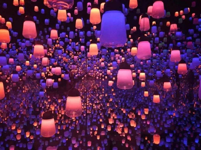 无限星空呼吸灯  网红呼吸灯