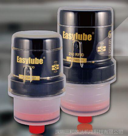 注塑机单点easylube自动加脂器 深圳易力润全国总代理风机润滑