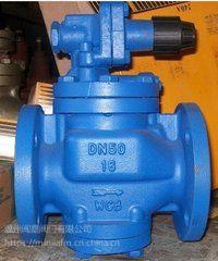 YG43H-16C碳钢法兰高灵敏度蒸汽减压阀