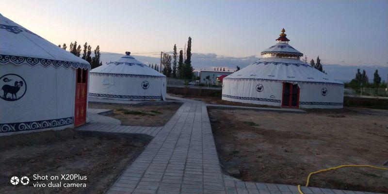 购买餐饮、住宿蒙古包,就选云之尚蒙古包厂家///蒙古包源头厂家