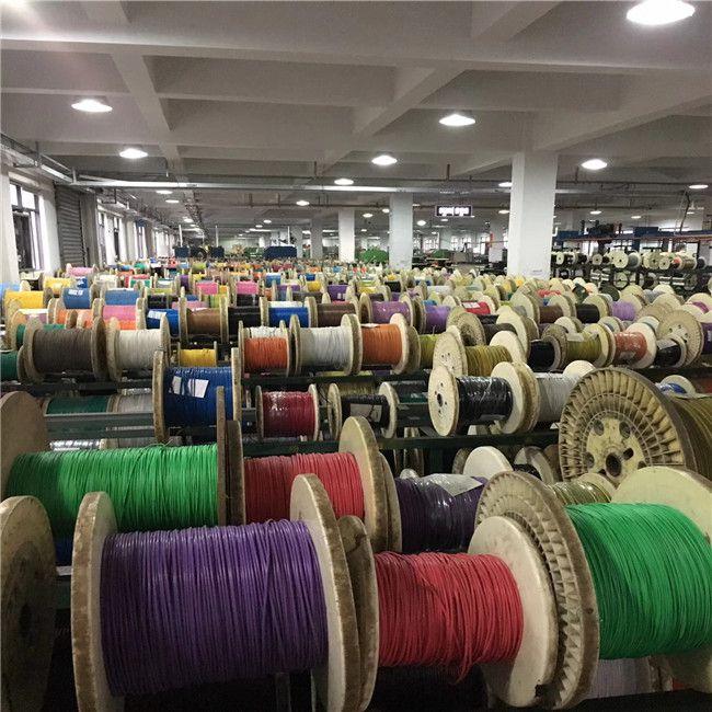 易初特种电线电缆(昆山)工厂工业展会