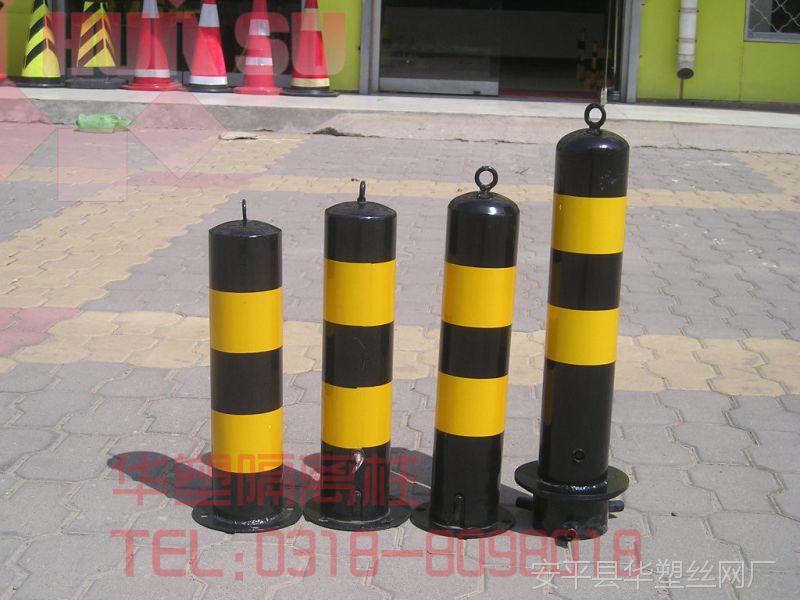 【厂家直销】隔离桩、安全警示路桩、反光隔离柱、路桩、小区路桩