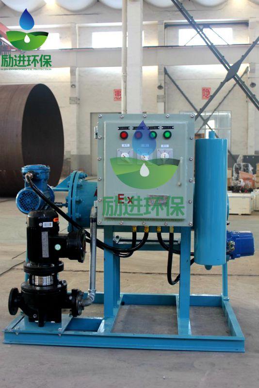 G型旁流水处理仪使用