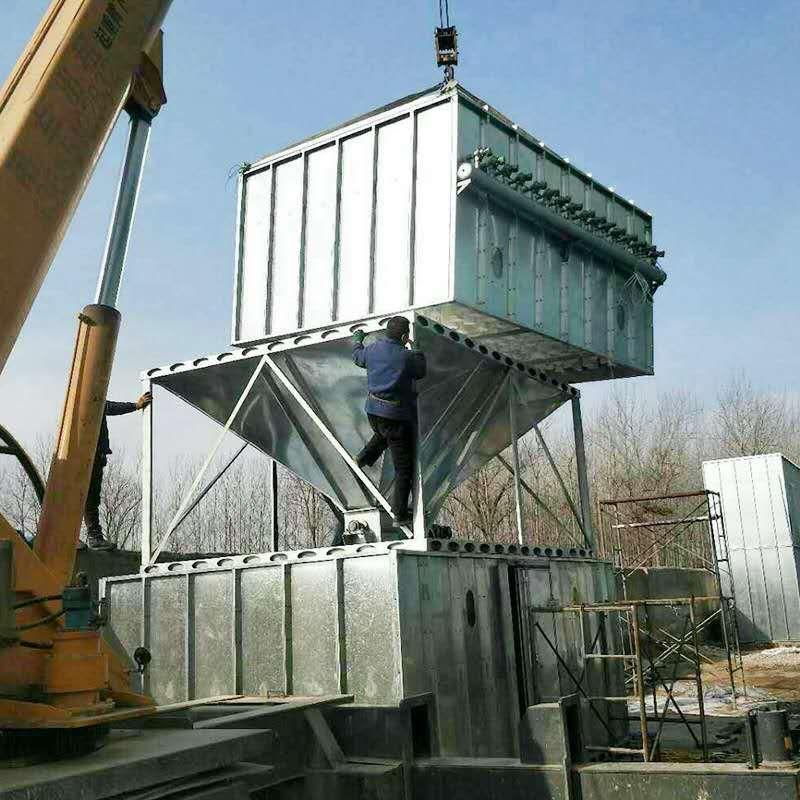 漏斗除尘装车发货 环保设备厂家定做批发