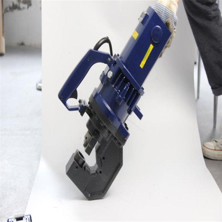 供应厂家直销电动液压打孔机 冲孔快 不费劲