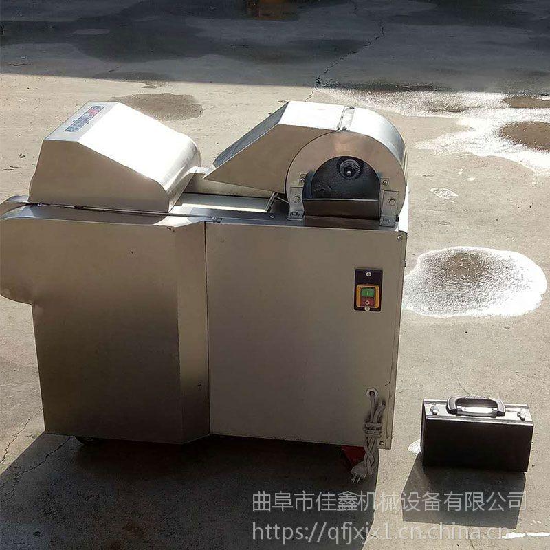 土豆切丝萝卜切丁机 不锈钢多功能切菜机 佳鑫木瓜切丝机
