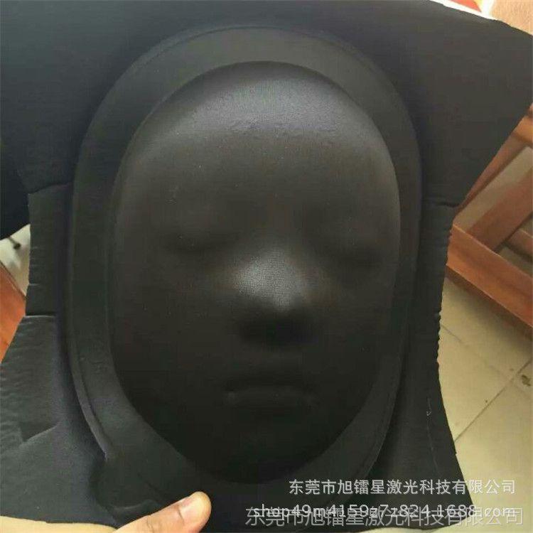 厂家供应东莞自行车头盔各种塑胶件三维立体激光切割机 五轴联动