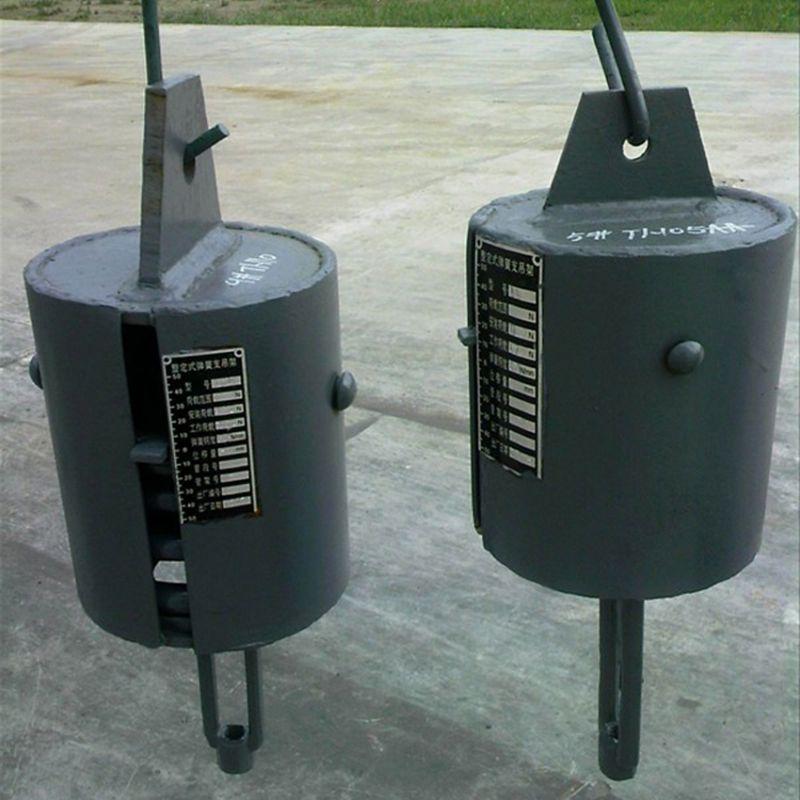 沧州汇鹏可变弹簧支吊架 整定弹簧支吊架实体厂家