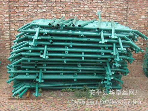 【行业推荐】场地围栏、围墙护栏、铁丝围栏、双边丝护栏网立柱