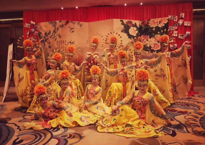 北京彩虹舞蹈团舞蹈演出供应商