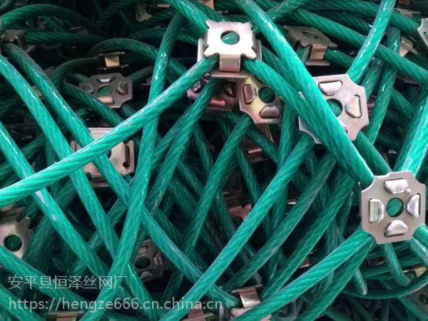 西安 包塑边坡主动防护网 绿色sns主动防护网单价