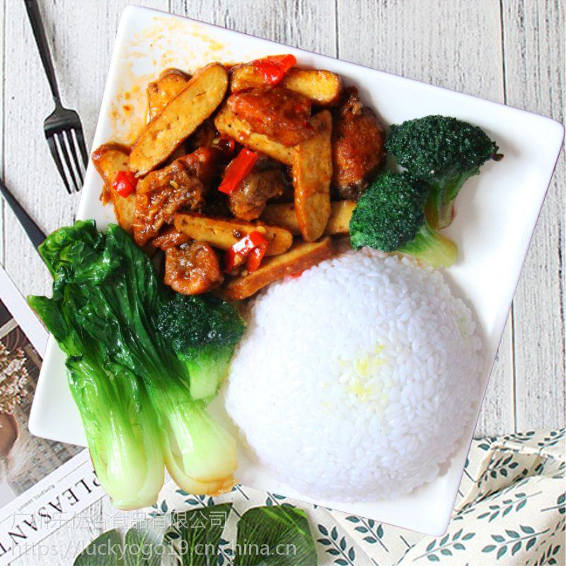 乐优谷速食料理包调理包农家鱼块冷冻方便菜肴半成品170g