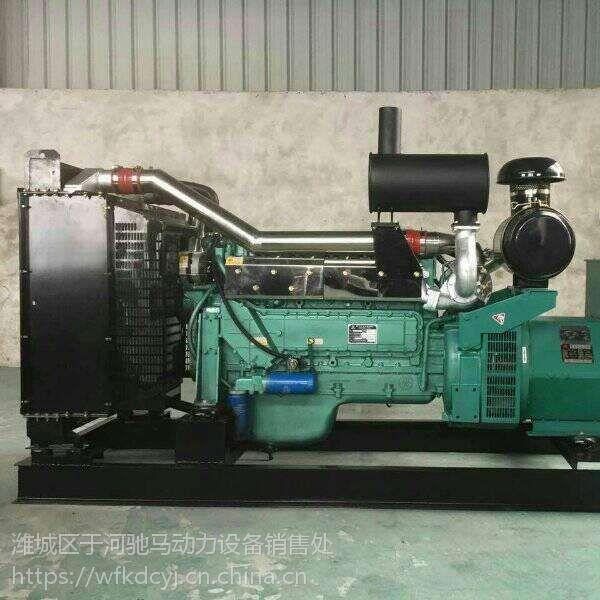青州发电机组厂家 300kw柴油发电机组厂家 发电机组厂家直销 原厂质保300kw柴油发电机