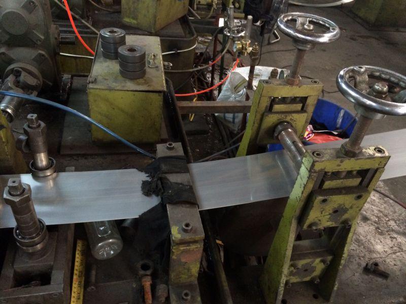 不锈钢流体输送管生产工艺流程
