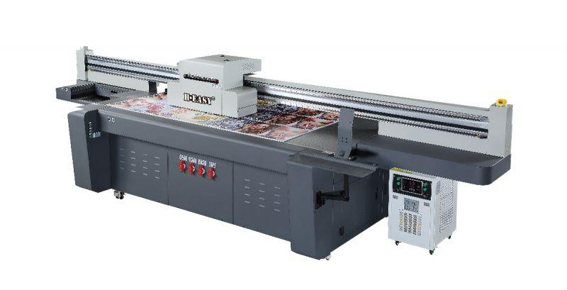 华亿联合2513GUV平板机理光GEN5喷头万能平板打印机数码印刷