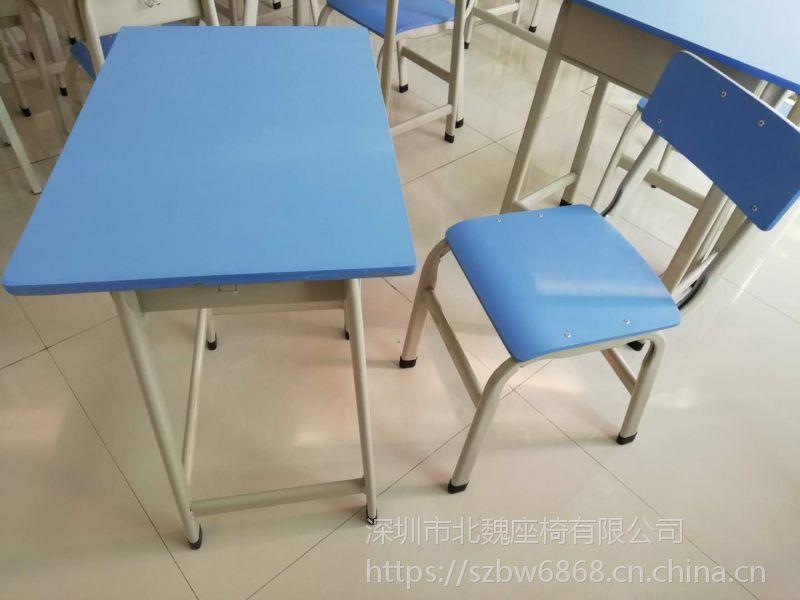 6图暑期培训班课桌椅升降学生课桌