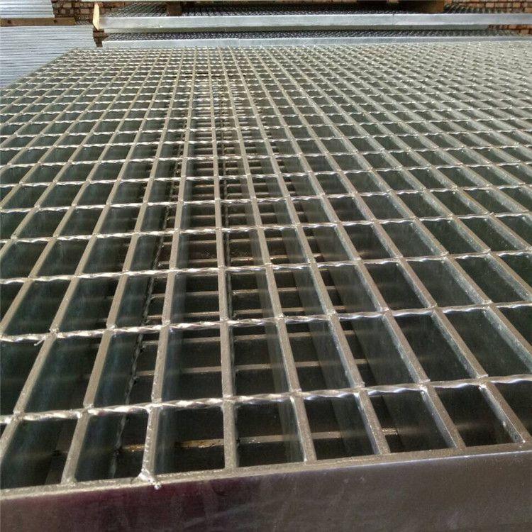 钢格板厂家的制作过程