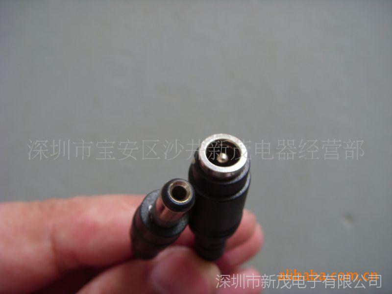 供应 DC母座线 5.5*2.1DC线 电源线 2.5母连接线