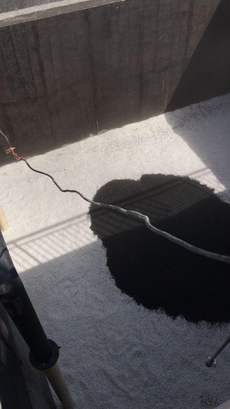 嵩山供应 工程用柱状活性炭 污水处理 废气处理 厂家直销