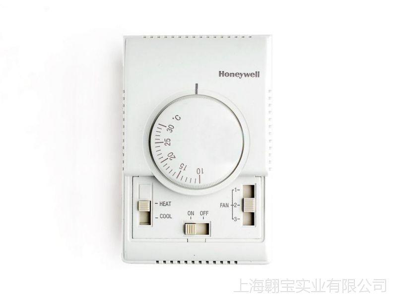 霍尼韦尔HONEYWELL机械式温控器T6373BC1130 中央空调温控器