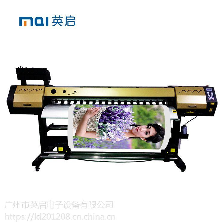 双头UV机白彩同打UV打印机