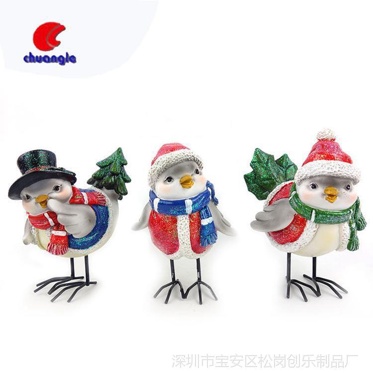 【家数十二生肖圣诞图片斗鸡美式公鸡餐厅乡村学漂流卡大全树脂图片