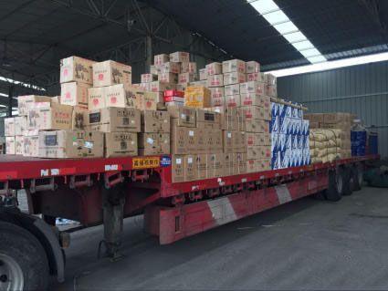 上海到芜湖回程车配货 24小时物流服务