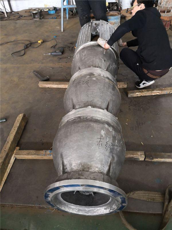 大流量潜水泵_高扬程卧用潜水泵_河道用潜水泵