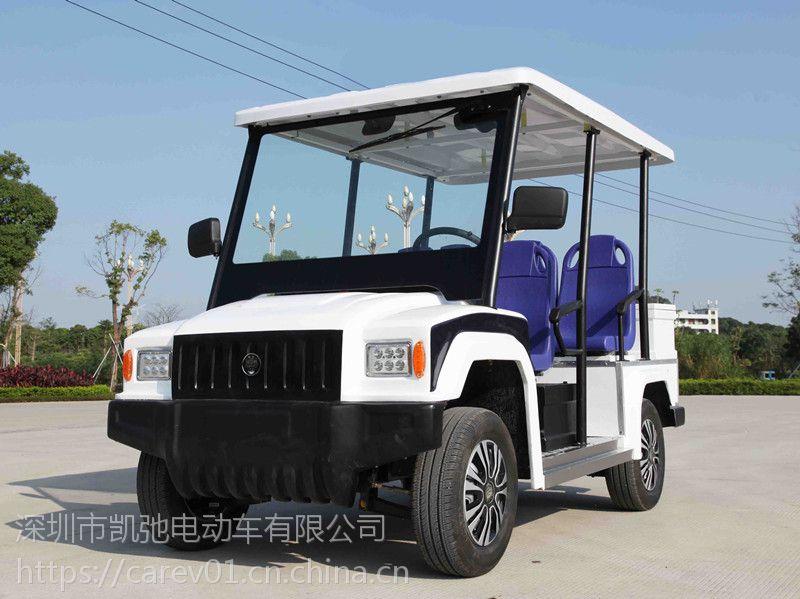 凯驰CAR-XL05HM5座电动巡逻车 5座悍马巡逻电动车价格