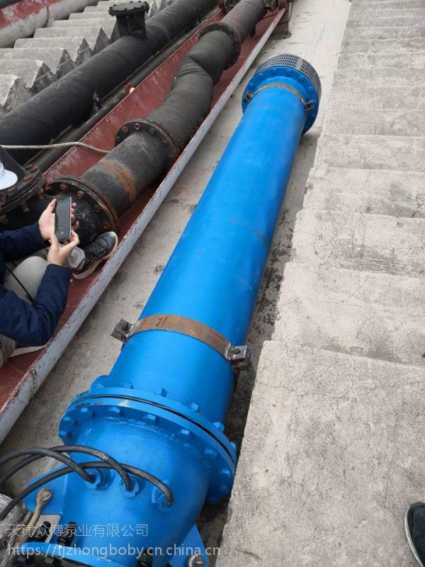 大流量高扬程潜水泵,矿井专用大流量高扬程深井泵,流量300扬程350米