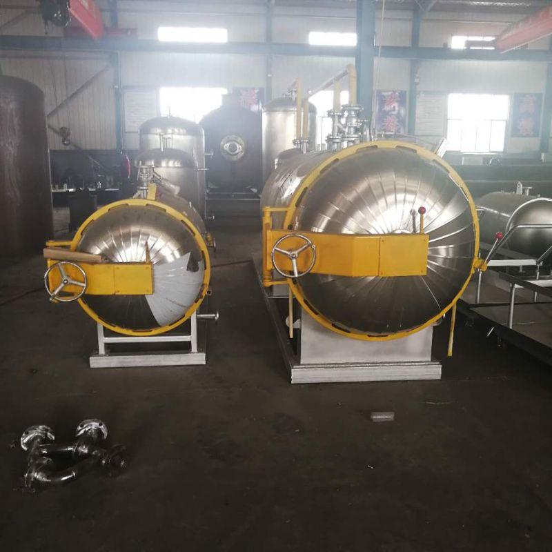 病死动物无害化处理设备 1022型湿化机无害化处理设备安装