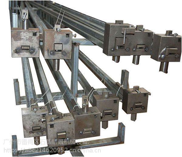 耐景机械铝合金门窗冲孔机液压打孔机不锈钢开口机